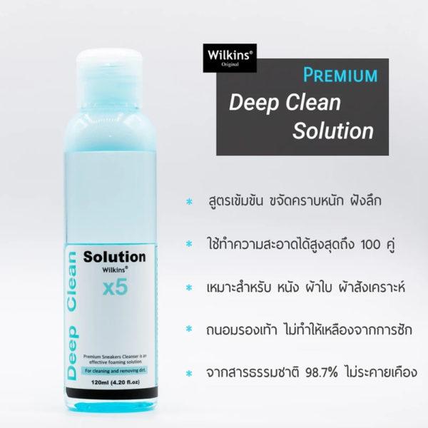 DEEP CLEAN SOLUTION